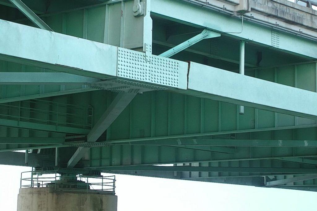 Vonórúd törés az I-40 Mississippi-hídján